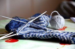 knitting arn