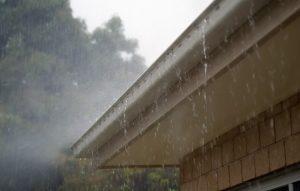 rain gutters