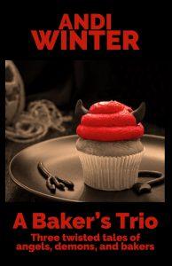 """""""A Baker's Trio"""" cover"""