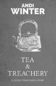 Tea and Treachery cover