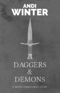 Daggers and Demons cover
