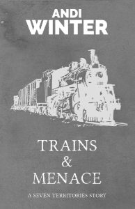 Trains and Menace cover