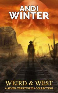 Weird and West cover