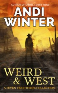 Weird and West book cover